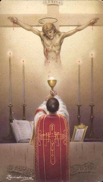Glória a Jesus na Hóstia Santa, que se consagra sobre o altar; e aos nossos olhos se levanta para o Brasil abençoar.