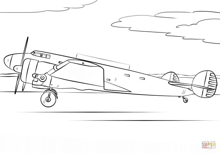 15 best Airplane Coloring Sheets images on Pinterest