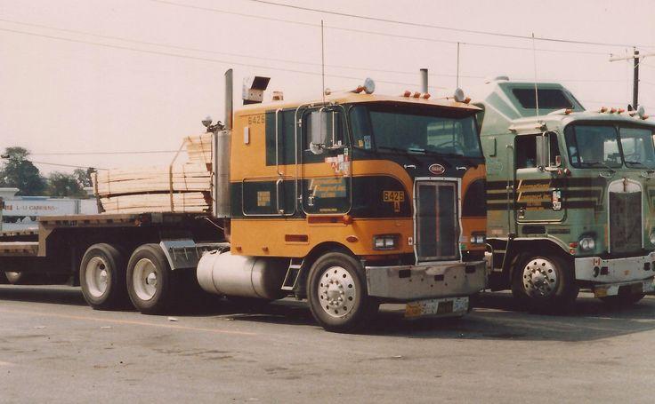 International Transports at the truckstop | by PAcarhauler