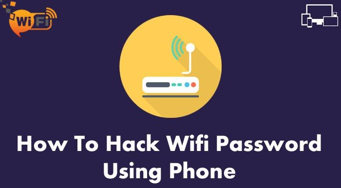 Wifi Password Hack Kaise Kare (By Phone)