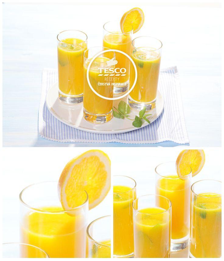 Domácí pomerančový džus  http://www.tescorecepty.cz/recepty/detail/144-domaci-pomerancovy-dzus