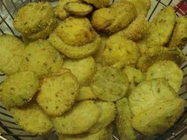 Receita de Jiló empanado (sem sabor amargo) - Tudo Gostoso