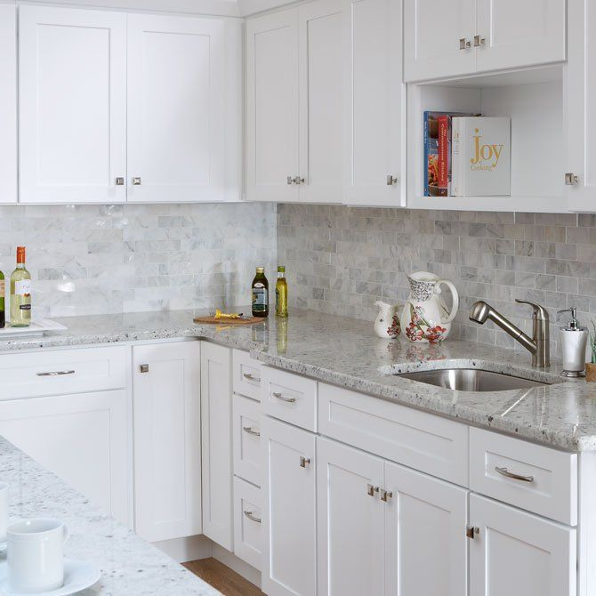 Tuscany Shaker White Sunco Ready To Assemble Cabinets Accessories Cabinets Go Home Improvement Center Ready To Assemble Cabinets Home Decor Kitchen