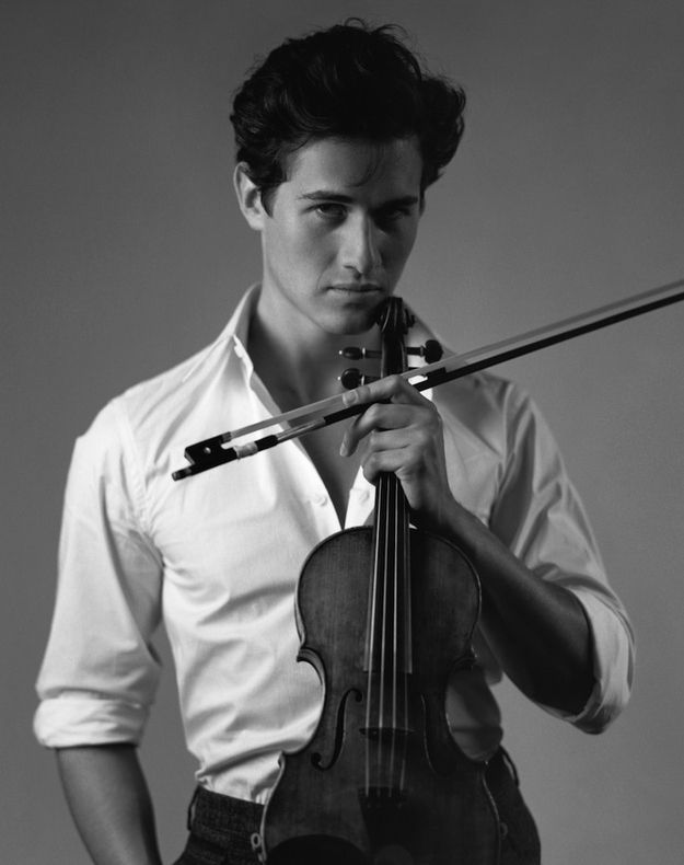 Charlie Siem makes beautiful music. But also, look at him. #daaaymmm