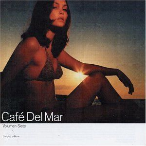 Cafe Del Mar Volumen Siete: Compiled By Bruno by Various Artists: Amazon.co.uk: Music