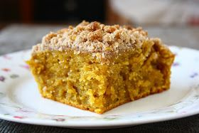It's fall and I haven't been posting any pumpkin recipes. What a shame. So when I realized that, I bought a ton of pumpkin...
