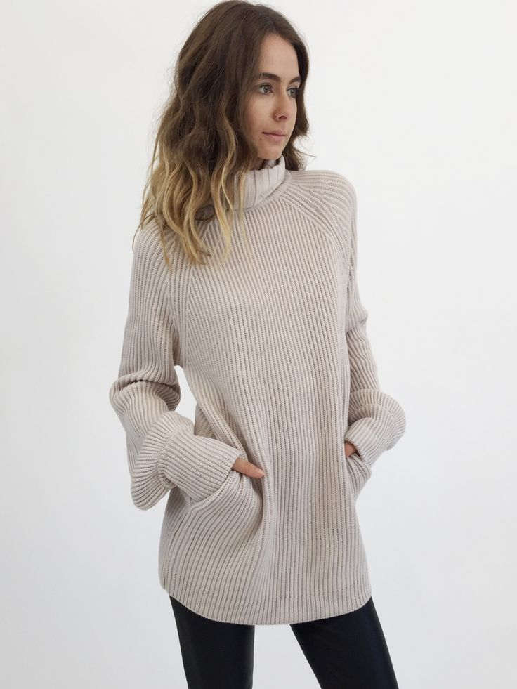 Viktoria and Woods Kloss Oversized Knit || Splice Boutique