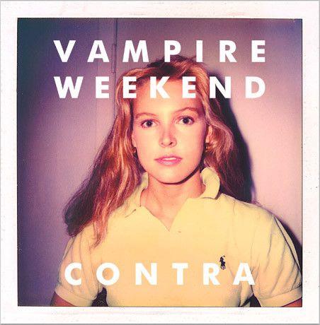 Vampire Weekend : Contra LP (180-Gram)