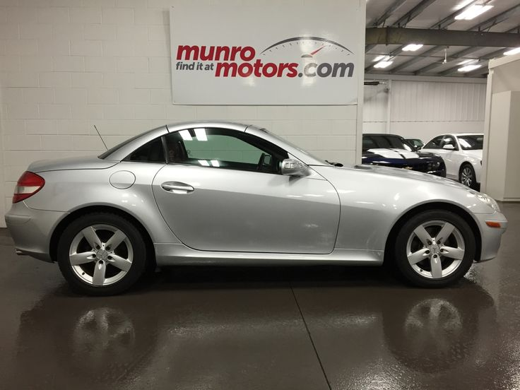 One owner, direct from Mercedes Benz trade in, heated seats and Air Scarf, Good Year Eagle tires, brand new brakes, no paint, no accidents, clean Carproof, a cream puff.  Click through for more info, or check us out at munromotors.com!