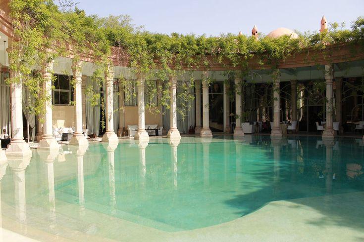 Weekend à Marrakech part 1 : Découverte du Palais Rhoul