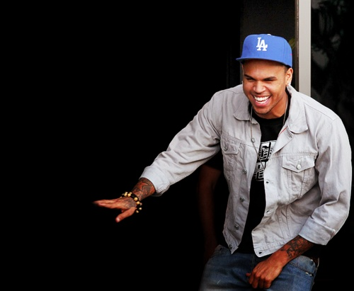 .: Chris Brown, Dashboards, Smile