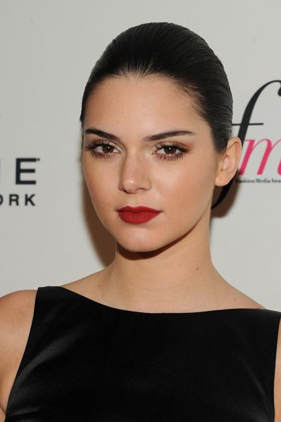NEW YORK, NY - SEPTEMBER 05:  Model Kendall Jenner attends The Daily Front Row Second Annual Fashion Media Awards at Park Hyatt New York on September 5, 2014 in New York City.  (Photo by Rommel Demano/Getty Images for The Daily Front Row)