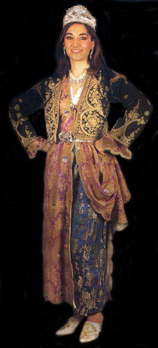 Turkish Traditional and bridalwear CANKIRI GUZELi..