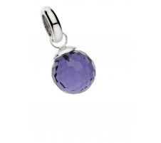 Charming Facet Amethyst Glass - Najo Jewellery