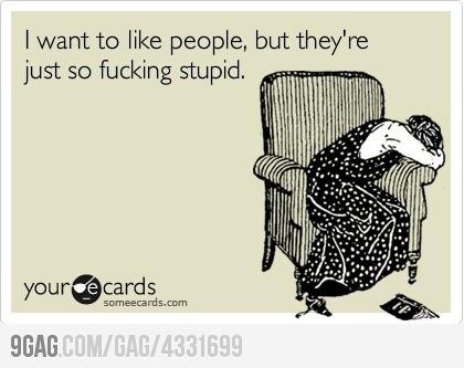 It's just so hard!
