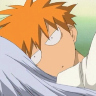 Poor Kyo...waking up to find Ayame. In bed with him no less. Trust me, I would be freaking out just as much.