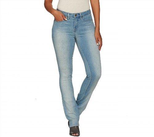 77.20$  Watch now - http://vihss.justgood.pw/vig/item.php?t=v9yh4q35854 - SkinnyJeans 2 Stylish Slim Boot Cut Five Pocket Jeans Beach Wash 10 NEW A275167