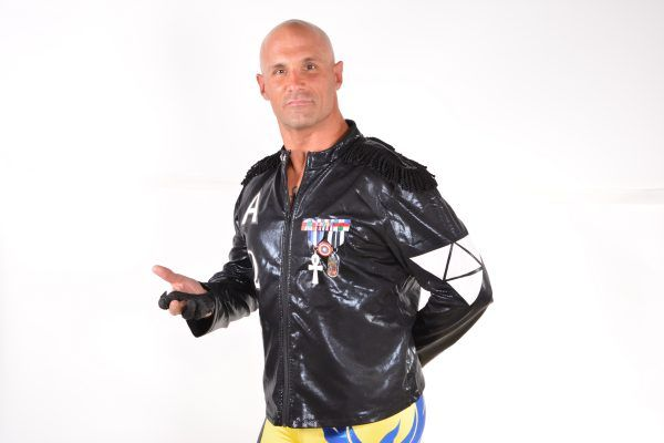 Ahead Of ROH 15th Anniversary World Title Match Friday, Christopher Daniels Goes In-Depth On Wrestling And Comics
