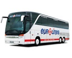 Travel to Frankfurt from £54  Travel in comfort  All our coaches have on-board toilet, reclining seats and air-conditioning as standard.  Luggage allowance  Enjoy our generous luggage allowance. You can take two medium sizes suitcases for FREE.    Book your seat now using the journey planner on the left.