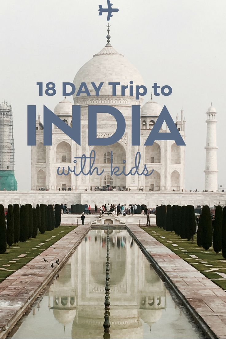 Experience a luxury adventure holiday with kids in India. 18 Day Itinerary ready…