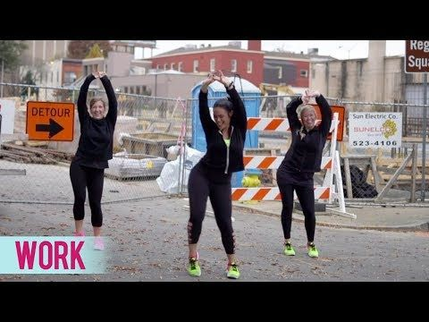 Rihanna - Work ft. Drake (Dance Fitness with Jessica) - YouTube