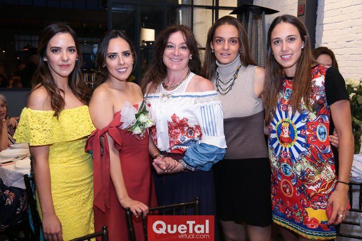 Bienvenida a la familia para Lucía Escalante