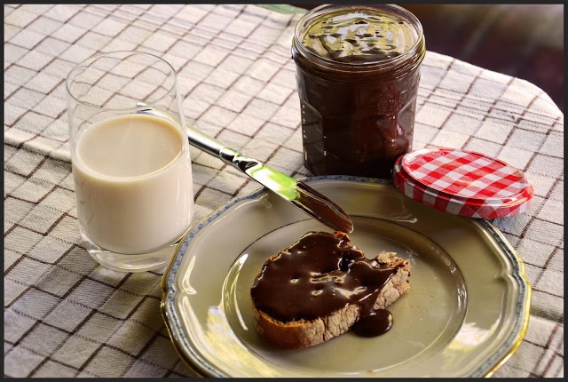 The eccentric Cook: Homemade Nutella | Death by Chocolate! | Pinterest