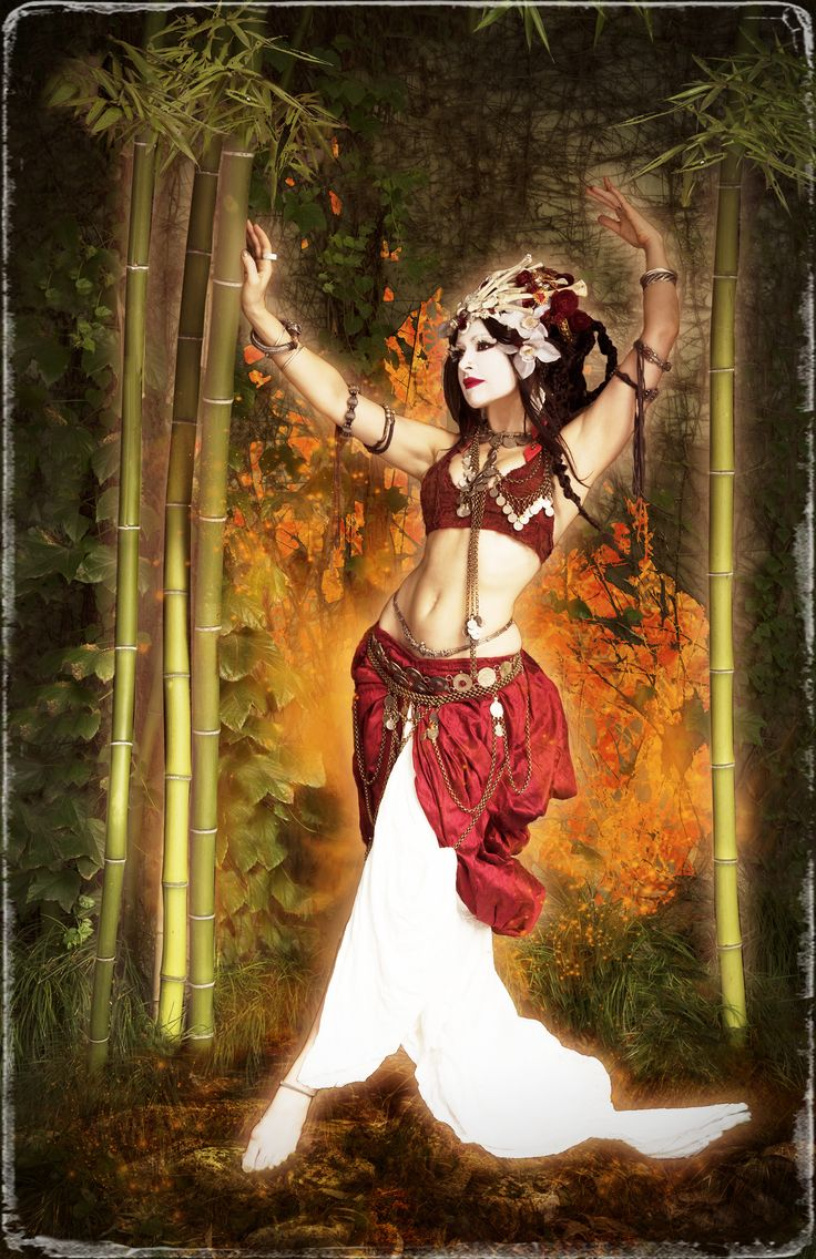 Moria Chappell  ~ Asian Elements: Fire