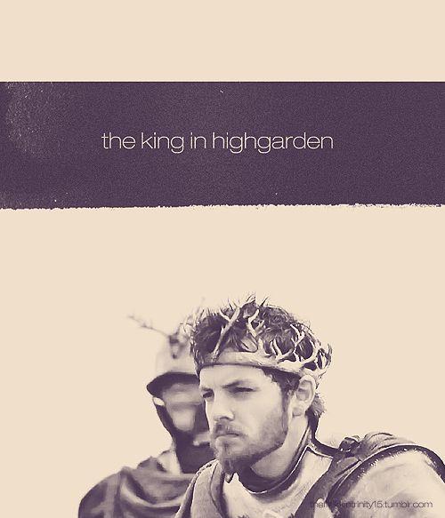 Renly Baratheon - Game of Thrones