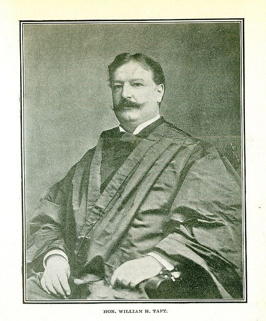 """In 1909, William Howard Taft became the 27th President of the United States. He lasted one term. In 1921, he accepted the nomination for Chief Justice of the Supreme Court, making him the only man to hold both titles. Being Chief Justice served Taft far better than being president ever did, and as it was truly his dream job. In fact, he remarked at one point that """"I do not remember that I was ever president."""""""