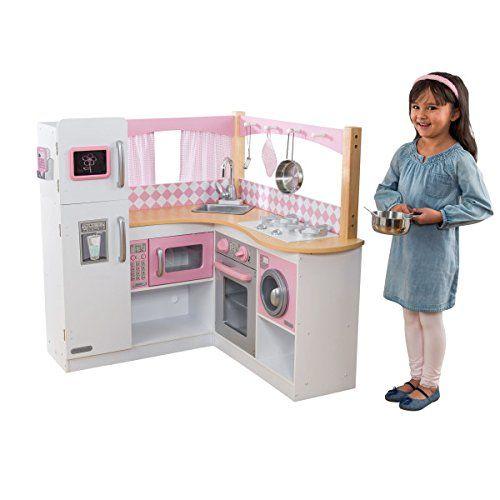 Amazon: KidKraft Grand Gourmet Corner Kitchen $119 Shipped {reg. $199.99}