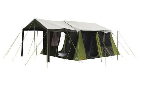 Falcon 12 Canvas Tent