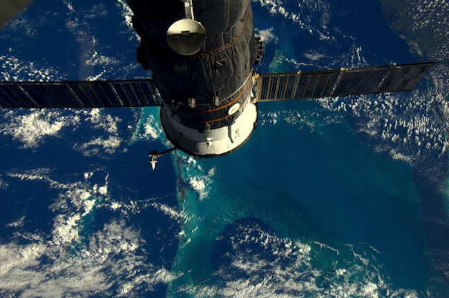 The Bahamas 30 Stunning Pictures Of Earth Taken From Space • Page 3 of 6 • BoredBug