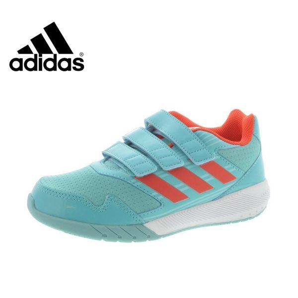Adidas AltaRun CF K, ein atmungsaktiver und flexibler Renner für Ihre Kinder. Meine Youngster lieben diesen hochmodernen und praktischen Klettschuh in easy mint. Praktisch durch seine abriebfeste Laufsohle, dadurch hallentauglich. Mit Längenkontrollbereich, mit dem Sie das Fußwachstum Ihres Youngsters immer perfekt im Blick behalten. Atmungsaktiv und flexibel: adidas Kinderschuhe, jetzt bestellen bei kinder-schuhe.de.