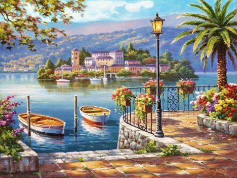 Porto del Lago (88 pieces)