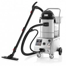 Cleaning Products: Commercial Steam & Vacuum Cleaner with Auto Refill, Accessory Kit