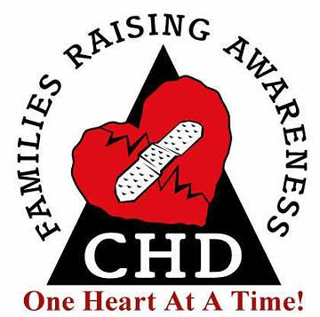CHD Awareness / 1 in 100