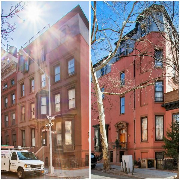Brownstone townhouse manhattan for sale corcoran 351 for Townhouses for sale in manhattan ny
