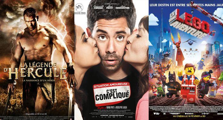 Les nouvelles sorties de la semaine ! Quel film vous allez voir ?!  http://ocine.ma/
