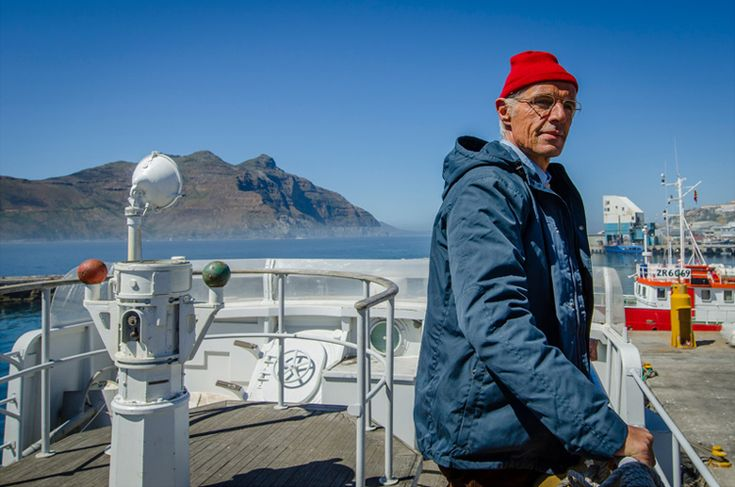 "Film scenes from ""Jacques - discoverer of the oceans"" in South Africa © Coco van Oppens / DCM"