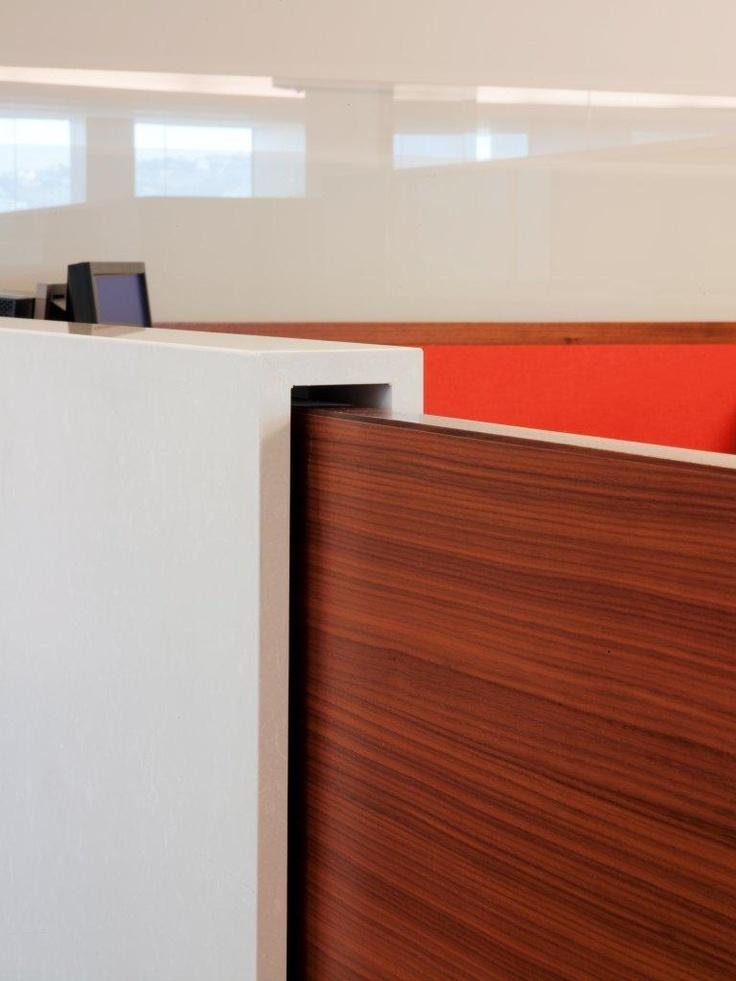 Fesselnd A Detail Of Kottler U0026 Kottler #legal Office #workstations, #minimal And # ·  BüromöbelModernes DesignMinimalOffice Workstations