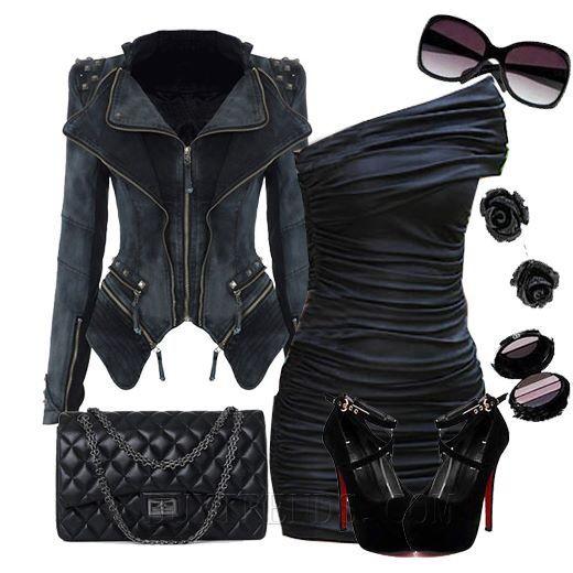 Rock n roll in black