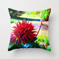 Red Throw Pillow Gorgeous homewares for every taste and style type