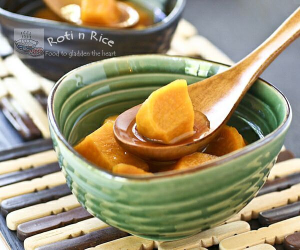 21 best eurasian food images on pinterest cooking food asian sweet potatoes in ginger syrup forumfinder Choice Image