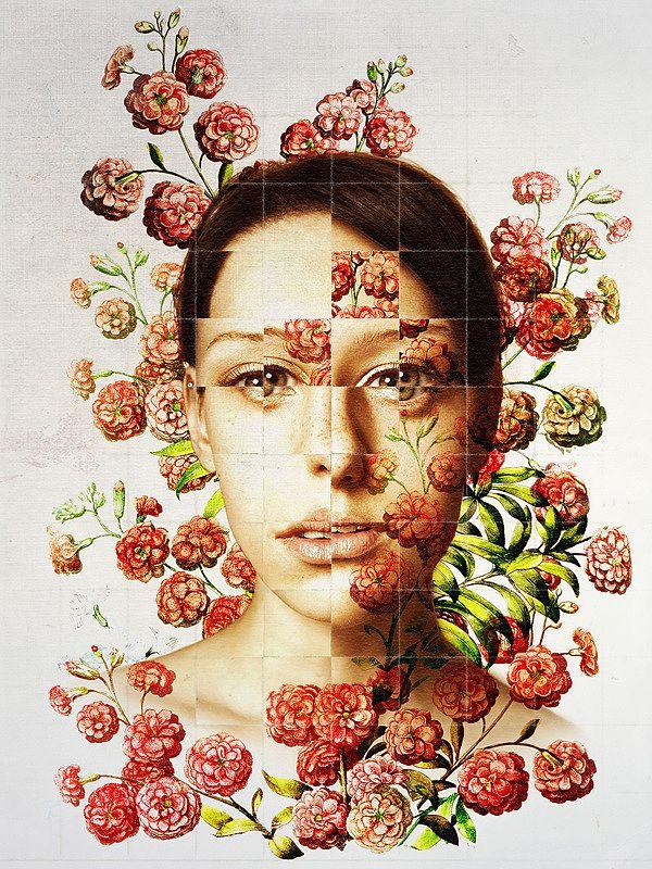 Faces by Antonio Rodrigues Jr