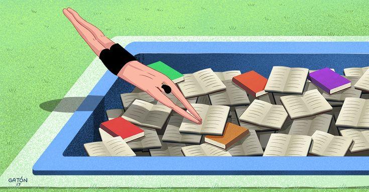 Chilenos, extranjeros, de ficción y no ficción, de editoriales grandes y también de independientes.
