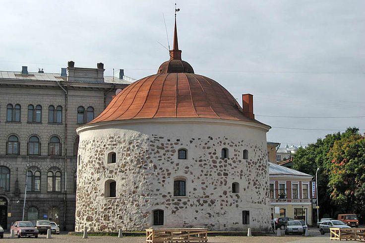 Круглая башня Выборг: 7 тыс изображений найдено в Яндекс.Картинках