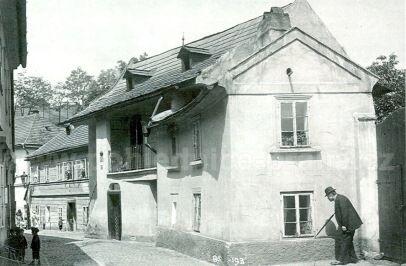 stará Praha Hradčany
