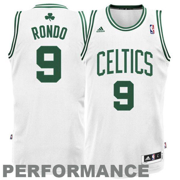 c020761d6 ... Buy Hot Rajon Rondo Boston Celtics Revolution 30 Swingman White Jersey  from Reliable Hot Rajon Rondo ...