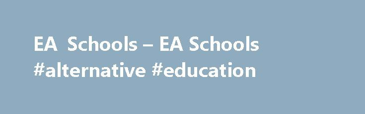 EA Schools – EA Schools #alternative #education http://education.remmont.com/ea-schools-ea-schools-alternative-education-2/  #alternative education # OUR PROGRAMS Education Alternatives offers several programs to provide children with the necessary educational, therapeutic, and vocational services needed to succeed. Each child that attends one of Education Alternatives' programs deserves the opportunity to have a quality education, obtain a steady job, and succeed as an adult. Learn More…